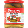 Dawtona Pickled Gherkins with Habanero Pepper 540g