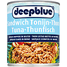 Deepblue Sandwich Tuna Skipjack Flakes in Brine 800g