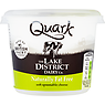 Quark The Lake District Dairy Co. Naturally Fat Free Spoonable Soft Cheese 250g