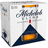 Michelob Ultra Superior Light Lager Beer Bottles 12 x 330ml