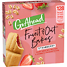 Go Ahead! 6 Strawberry Fruit & Oat Bakes 210g