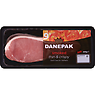 Danepak Smoked Thin & Crispy Back Bacon Rashers 220g