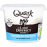 Quark The Lake District Dairy Co. Naturally Fat Free Vanilla Soft Spoonable Cheese 250g