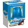 Bounty Coconut Milk Chocolate Giant Easter Egg 494g Chocolate Shaped Hollow Egg with Desiccated Coconut Inclusion