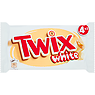 Twix White Chocolate Biscuit Twin Bars Multipack 4 x 46g