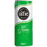Alfie Premium Mixed Gin & Tonic 250ml
