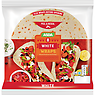 Asda 8 White Tortilla Wraps 496g