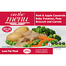 On the Menu Pork & Apple Casserole, Baby Potatoes, Peas Broccoli and Carrots 250g