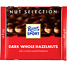Ritter Sport Nut Selection Dark Whole Hazelnuts 100g