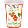 Yorkshire Provender Limited Edition Summer Tomato Soup with Balsamic & Fresh Basil 600g