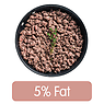 Beef Mince, 5% Fat (Extra Lean), Fried without Oil