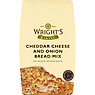 Wright's Baking Cheddar Cheese & Onion Bread Mix 500g