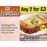Fed Well Essentials Cottage Pie 400g
