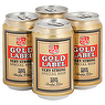 Gold Label Very Strong Special Beer 4 x 330ml