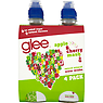 Glee Apple & Cherry Mash-Up Natural Mineral Water Drinks 4 x 350ml