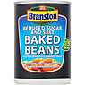 Branston Reduced Sugar and Salt Baked Beans in a Rich and Tasty Tomato Sauce 410g