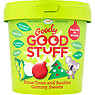 Goody Good Stuff Xmas Trees and Baubles Gummy Sweets 400g