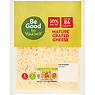 Sainsbury's Be Good to Yourself Mature Grated Cheese 250g