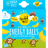GOOD4U Kids Mini Soft Energy Balls Banana 3 x 20g (60g)