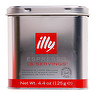 Illy Espresso Ground Coffee 18 Servings 125g