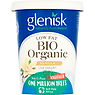 Glenisk Low Fat Bio Live Organic Yogurt Vanilla 450g