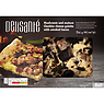 Delisante Mushroom and Mature Cheddar Cheese Galette with Smoked Bacon 750g
