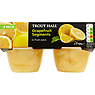 Trout Hall Grapefruit Segments in Fruit Juice 4 x 120g