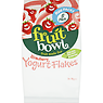 Fruit Bowl Strawberry Yogurt Flakes 5 x 18g