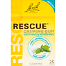 Bach Rescue Chewing Gum 25 Pieces