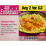 Fed Well Essentials Chicken Tikka Masala and Rice 400g