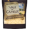 Vale of Camelot Grated Strong Mature Cheddar 200g