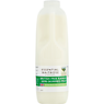 Essential Waitrose & Partners Semi-Skimmed Milk 1.136 Litre