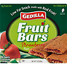 Gedilla Fruit Bars Strawberry Flavor 6 Bars 200g