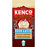 Kenco Iced Latte Salted Caramel Instant Coffee Sachets x8