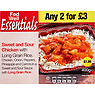 Fed Well Essentials Sweet & Sour Chicken with Long Grain Rice 400g