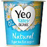 Yeo Valley Organic 0% Fat Natural 150g