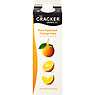 The Cracker Drinks Co Pure Squeezed Orange Juice 1 Litre