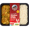 Cloughbane Farm Shop Handcrafted Chicken Curry & Rice 400g