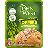 John West Jacket Toppers Tuna with a Lime & Black Pepper Dressing 85g