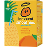 innocent kids smoothie oranges, mangoes & pineapples 4 x 180ml