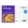 Inspire Potato Wedges 600g