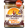 Meridian Smooth Peanut Butter 280g Jar