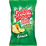 Golden Wonder Fully Flavoured Cheese & Onion 6 x 25g