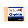 Lee Strand Red Cheddar Cheese 200g