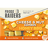 Fridge Raiders Cheese & Nut Combos Honey BBQ 40g