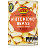 KTC White Kidney Beans in Salted Water 400g