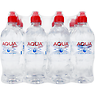 Aqua Twist Sport Pure Still 100% Natural Mineral Water 12 x 750ml
