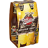 Miller Genuine Draft Cold-Filtered Beer 4 x 330ml