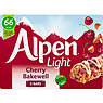Alpen 5 Light Cherry Bakewell Bars 95g