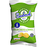 Seabrook Crinkle Crisps Cream Cheese and Chives Flavour 6 x 25g Gluten Free